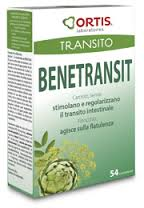 BENETRANSIT INTEGRATORE ALIMENTARE UTILE CONTRO I GONFIORI INTESTINALI - 54 COMPRESSE