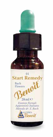 BENOIT n. 44 FIORI DI BACH START REMEDY - 28 ML