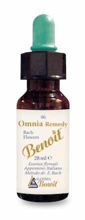 BENOIT n. 46 FIORI DI BACH OMNIA REMEDY - 28 ML