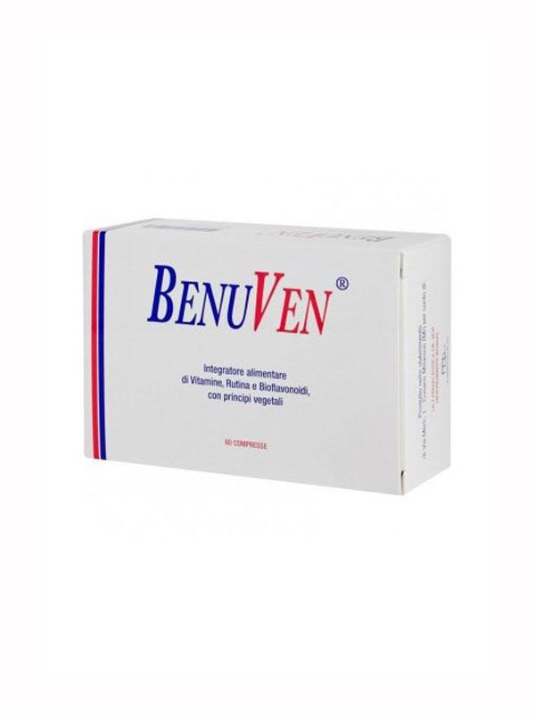BENUVEN 60 COMPRESSE