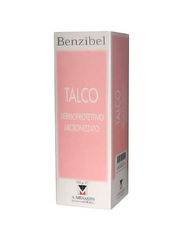 BENZIBEL TALCO DERMOPROTETTIVO MICRONIZZATO 150 G