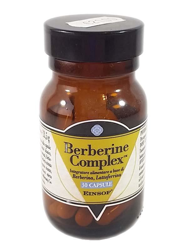 BERBERINE COMPLEX EINSOF 30 CAPSULE