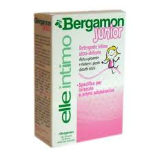 BERGAMON ELLE INTIMO JUNIOR - 200 ML
