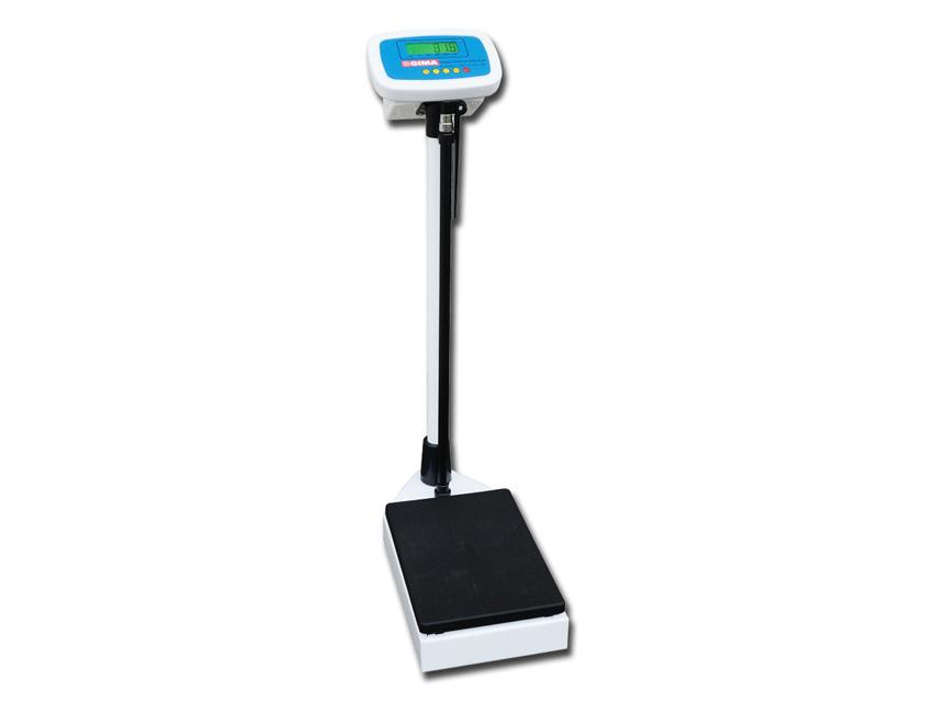 BILANCIA DIGITALE PEGASO - con altimetro (75-210 cm)