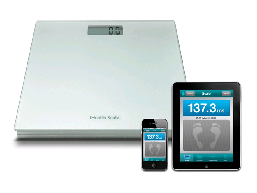 BILANCIA WIRELESS iHEALTH HS3