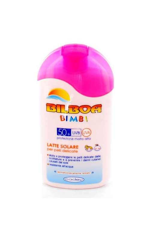 BILBOA BIMBI LATTE SOLARE SPF 50+ - 200 ML