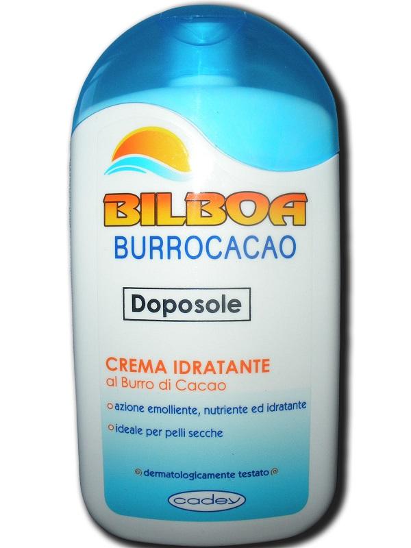 BILBOA BURROCACAO CREMA IDRATANTE DOPOSOLE - 200 ML