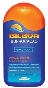 BILBOA BURROCACAO CREMA SOLARE ABBRONZANTE 200 ml