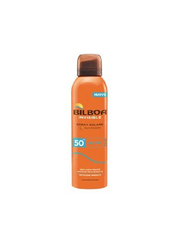 BILBOA INVISIBLE SPRAY FP50 - 150 ML