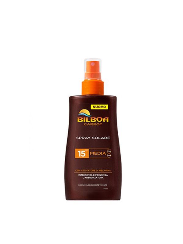 BILBOA OLIO SPRAY NO GAS FP15 - 200 ML