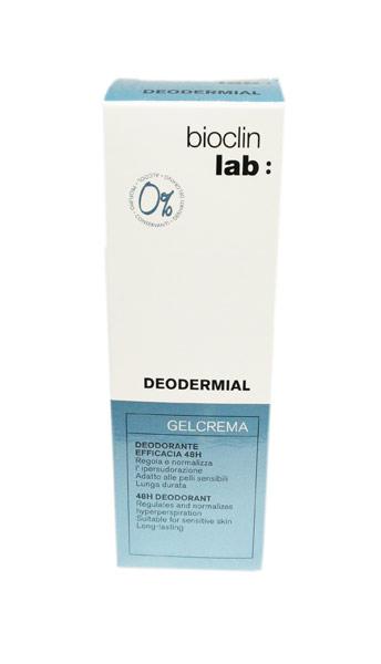 BIOCLIN LAB DEODERMIAL GEL CREMA EFFICACIA 48h - 30 ML