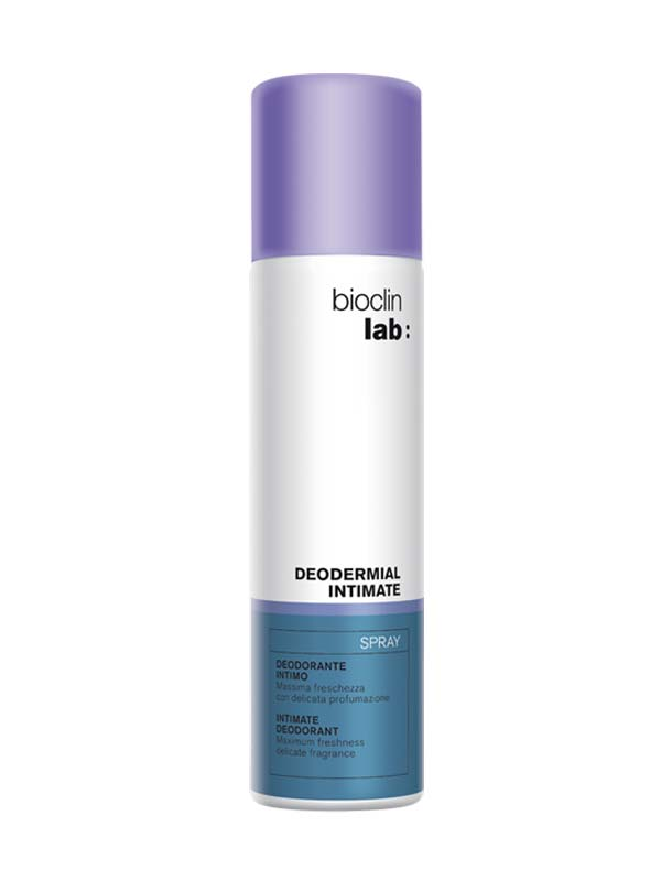 BIOCLIN LAB DEODERMIAL INTIMATE DEODORANTE INTIMO SPRAY 100 ML