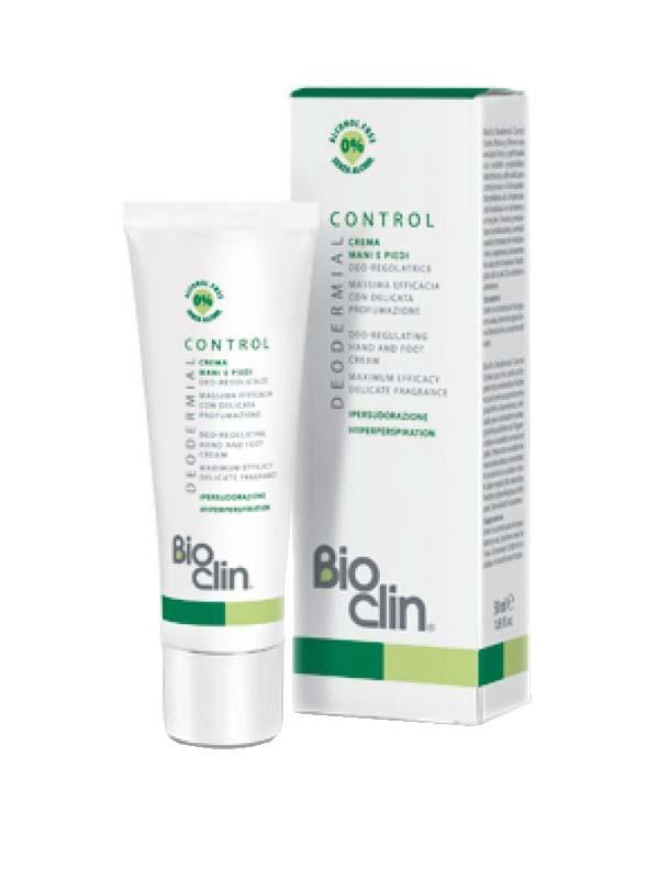 BIOCLIN® POLVERE FLUIDA DEODORANTE MANI E PIEDI 50 ML