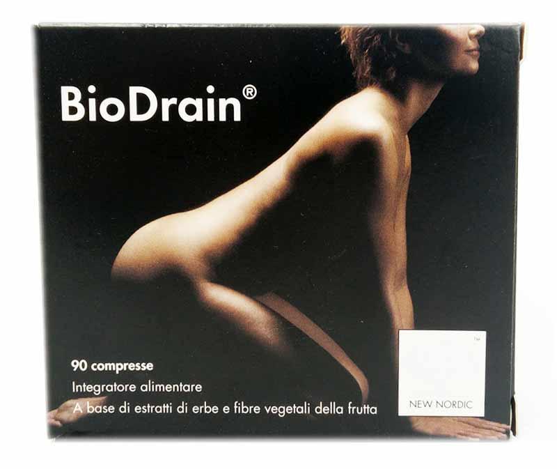 BIODRAIN 90 COMPRESSE