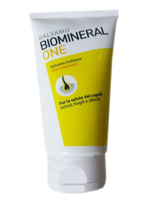 BIOMINERAL ONE BALSAMO TRATTANTE RISTRUTTURANTE 150 ML