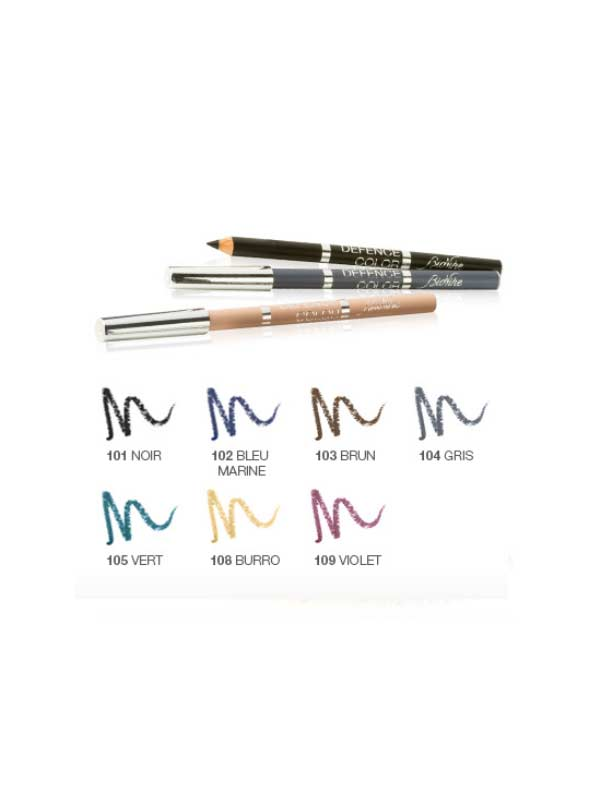 BIONIKE DEFENCE COLOR KOHL AND KAJAL - MATITA INTERNO ED ESTERNO OCCHI N. 103 BRUN