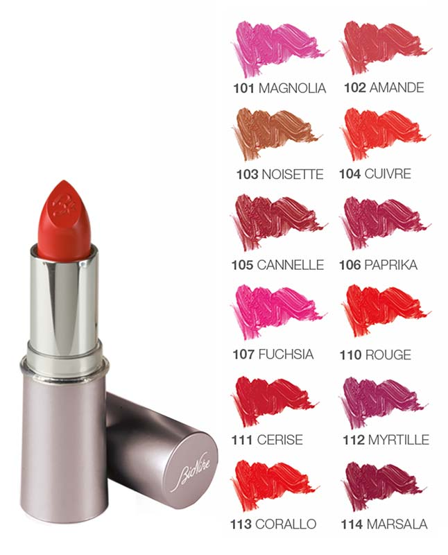 BIONIKE DEFENCE COLOR LIPVELVET ROSSETTO COLORE INTENSO N 107 FUCHSIA 3,5 ML