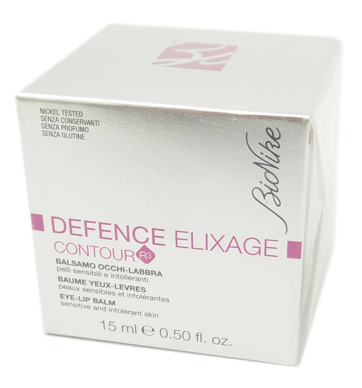 BIONIKE DEFENCE ELIXAGE CONTOUR BALSAMO OCCHI LABBRA 15 ML