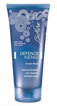 BIONIKE DEFENCE XSENSE DOCCIA SCHIUMA OCEAN WAVE - 200 ML