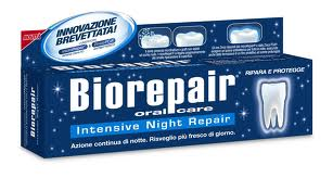 BIOREPAIR DENTIFRICIO TRATTAMENTO INTESIVO NOTTE 75 ML