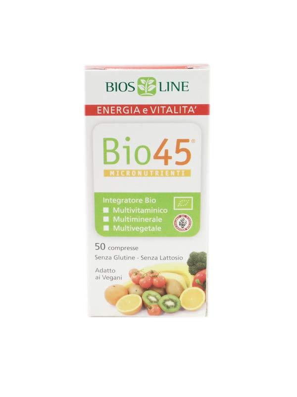 BIOS LINE BIO45 50 COMPRESSE