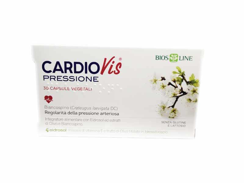 BIOS LINE CARDIOVIS PRESSIONE 30 CAPSULE