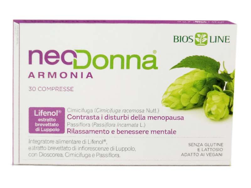 BIOS LINE NEODONNA ARMONIA 30 COMPRESSE