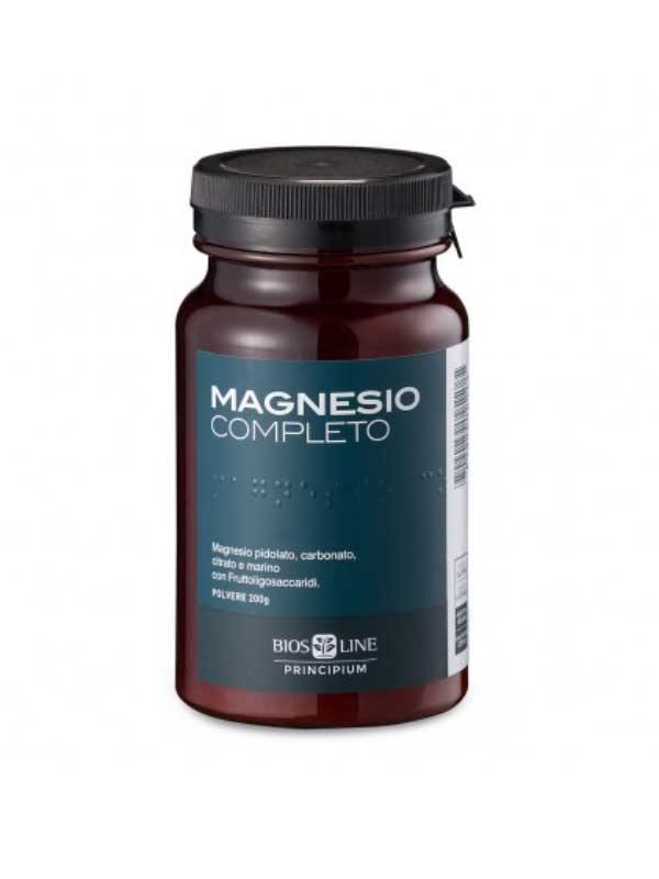 BIOS LINE PRINCIPIUM MAGNESIO COMPLETO IN POLVERE - 200 G