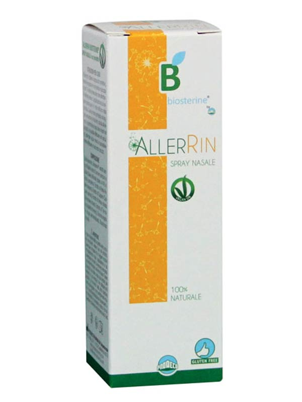 BIOSTERINE® ALLERRIN SPRAY NASALE 30 ML