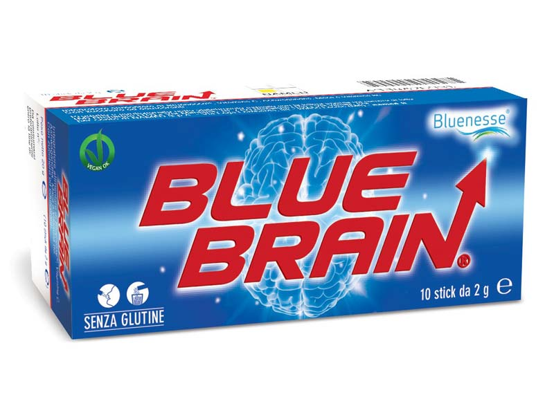 BLUE BRAIN 10 STICK DA 2 G