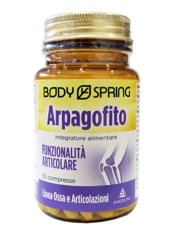 BODY SPRING ARPAGOFITO 50 COMPRESSE