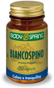 BODY SPRING BIANCOSPINO - 50 CAPSULE