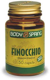 BODY SPRING FINOCCHIO - 50 CAPSULE