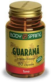 BODY SPRING GUARANA' - 50 CAPSULE