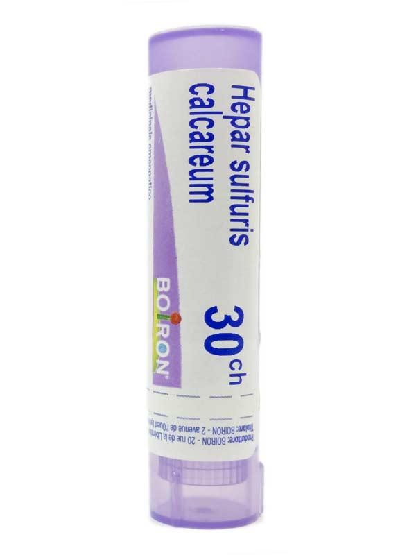 BOIRON HEPAR SULFUR CALCAREUM 30CH GRANULI 4 G