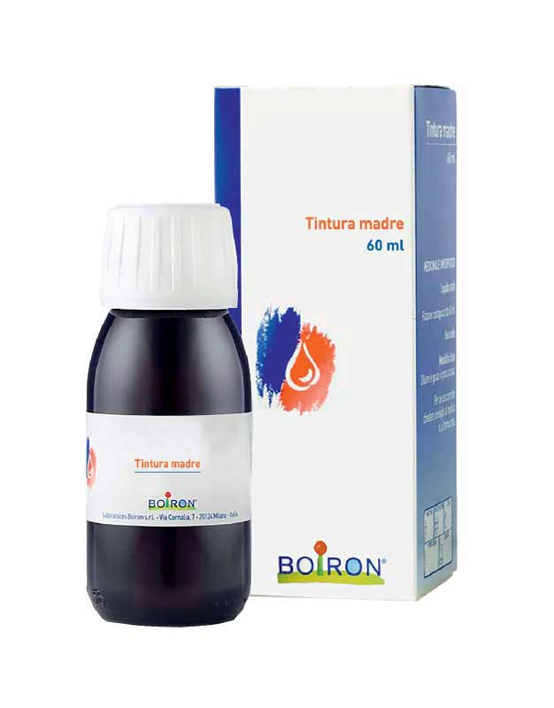 BOIRON HYDROCOTILE ASIATICA TINTURA MADRE - 60 ML
