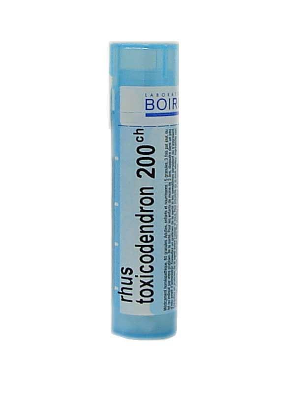 BOIRON RHUS TOXICODENDRON 200CH GLOBULI