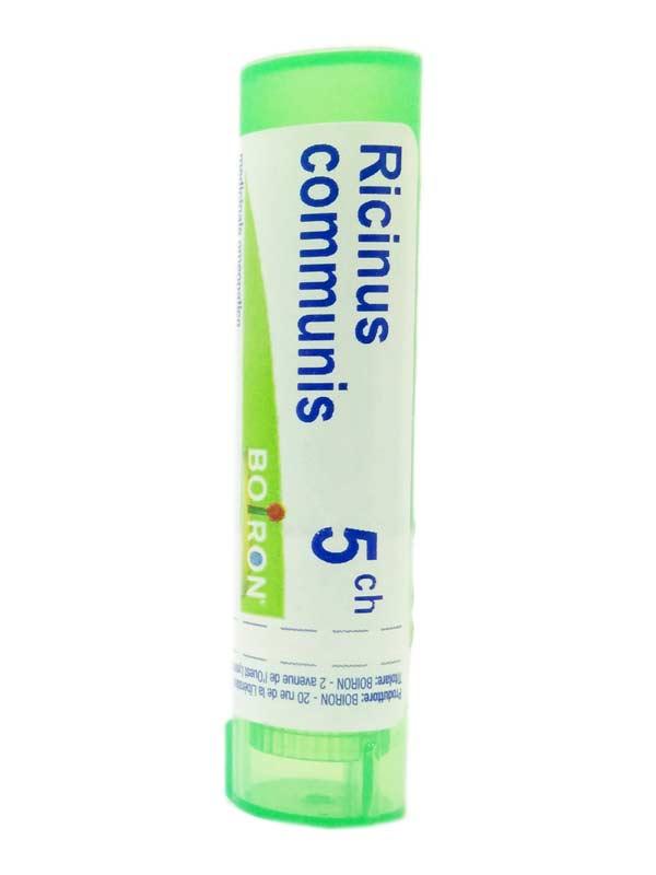 BOIRON RICINUS COMMUNIS 5CH GRANULI 4 G