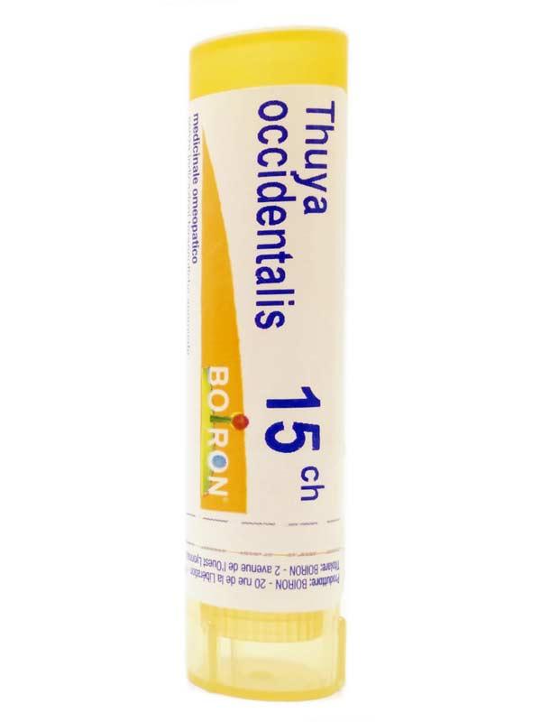 BOIRON THUYA OCCIDENTALIS 15CH GRANULI 4 G