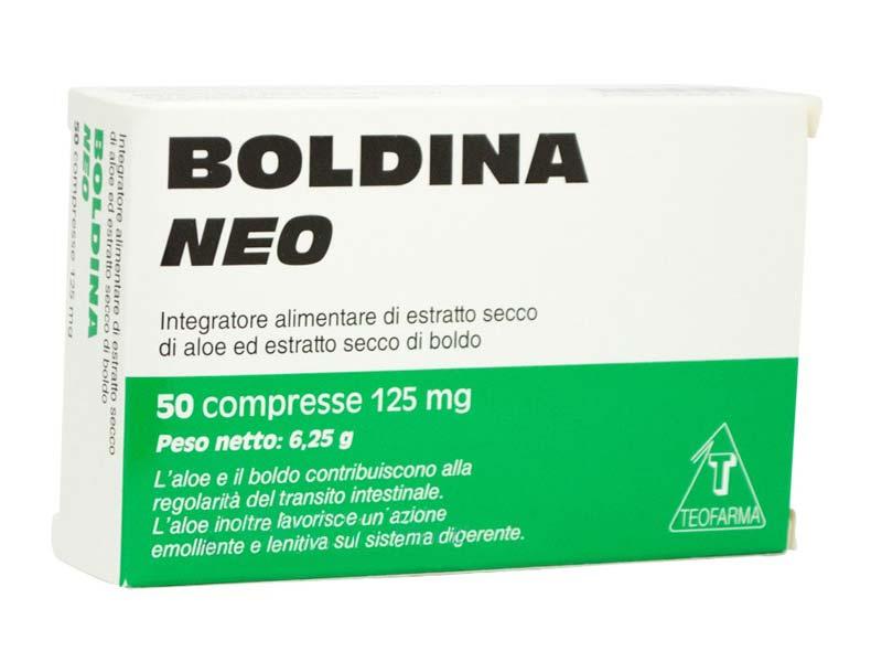 BOLDINA NEO 50 COMPRESSE