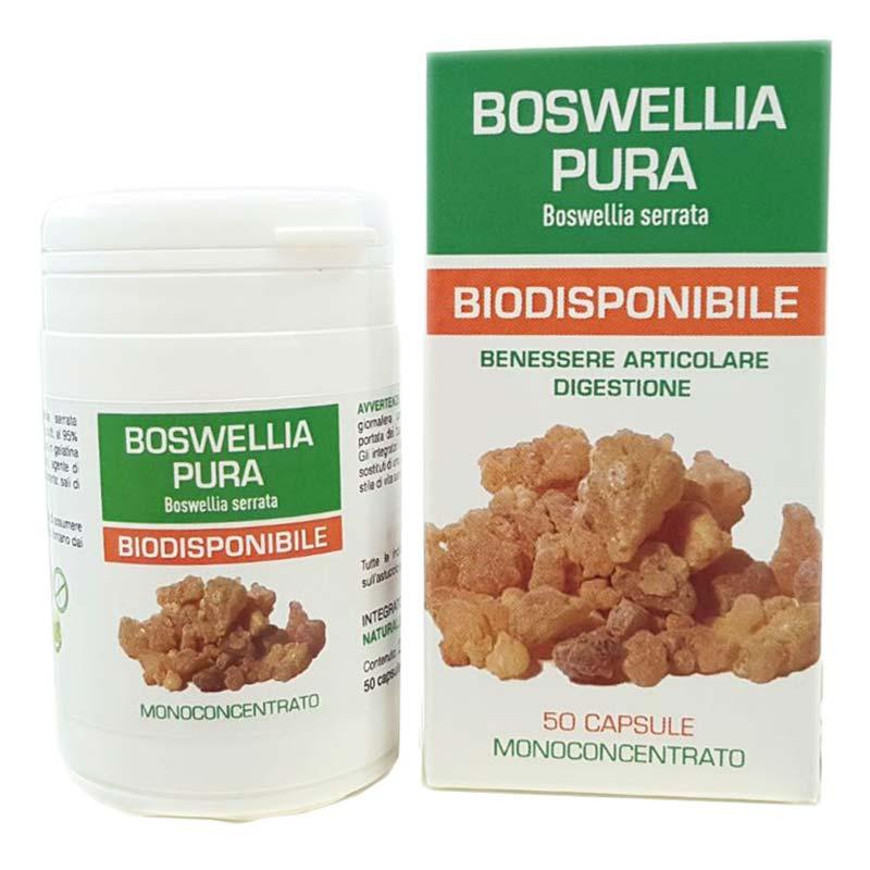 BOSWELLIA PURA BIODISPONIBILE 50 CAPSULE DA 400 MG