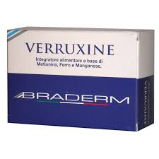 BRADERM VERRUXINE 15 BUSTINE DA 4 G