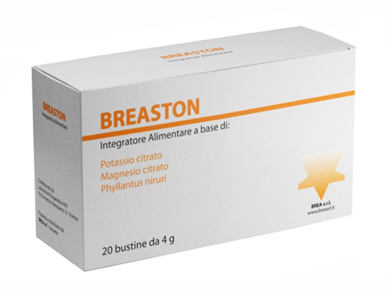 BREASTON 20 BUSTINE DA 4 G