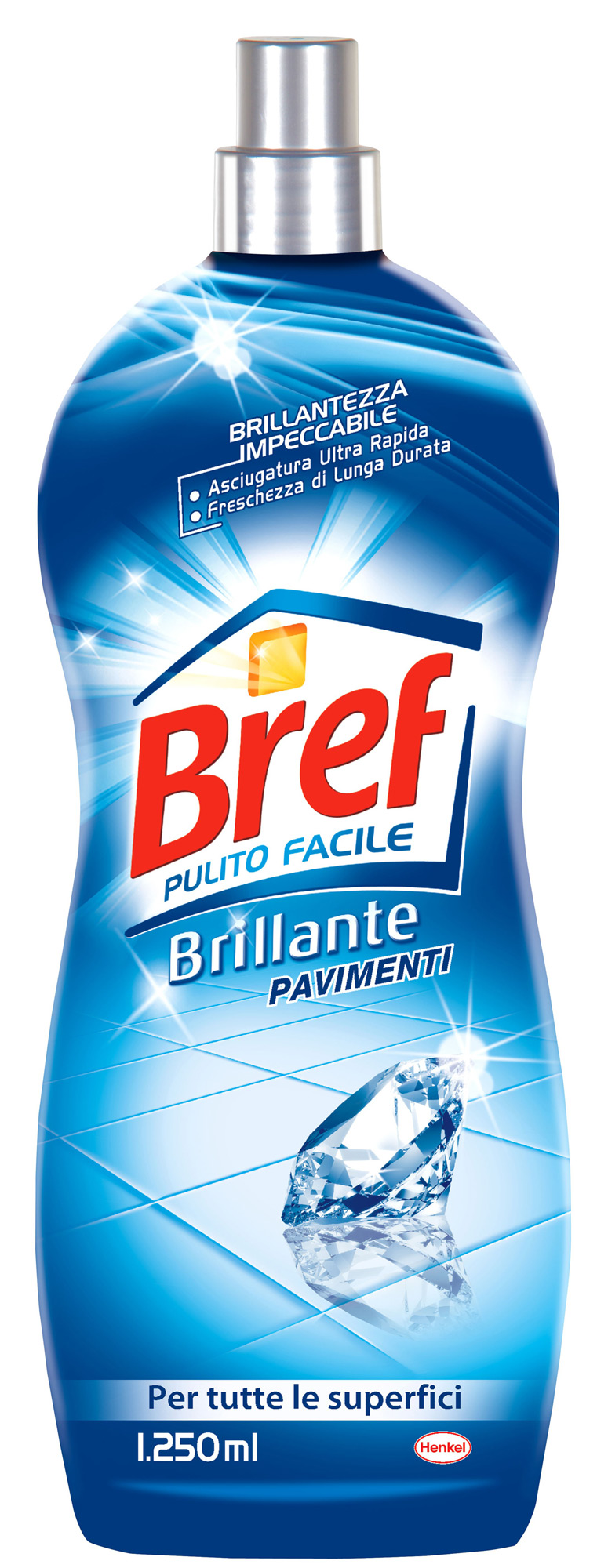 BREF BRILLANTE BAGNO 1250 ML