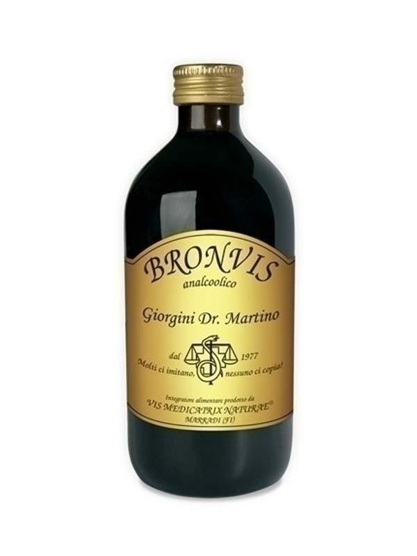 BRONVIS LIQUIDO ANALCOOLICO 500 ML