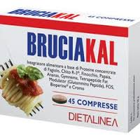 BRUCIAKAL - INTEGRATORE ALIMENTARE - 45 COMPRESSE