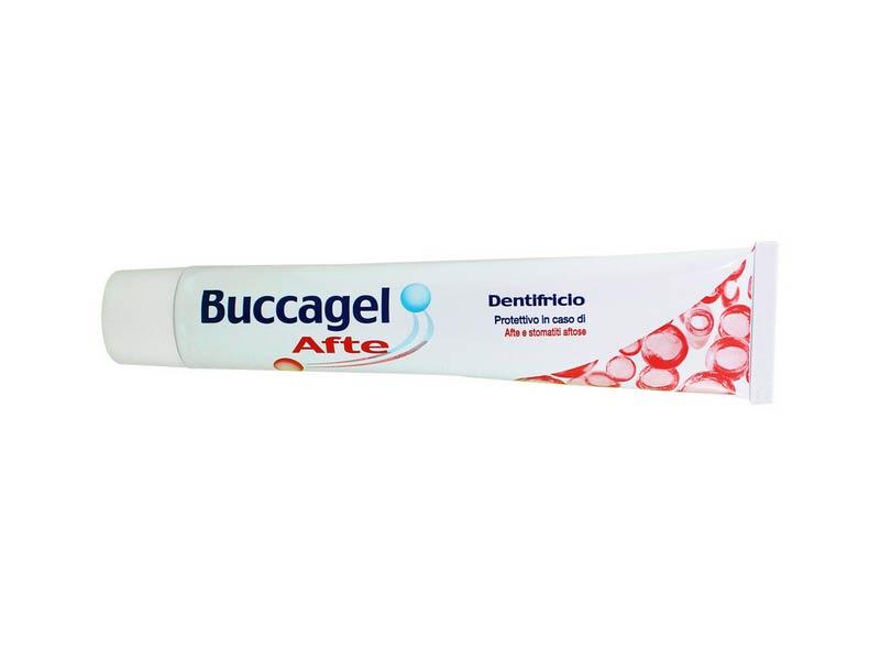 BUCCAGEL AFTE DENTIFRICIO TRATTAMENTO DIFFUSO - 50 ML