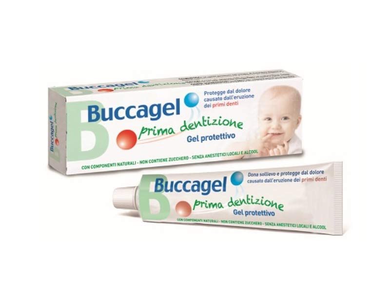 BUCCAGEL PRIMA DENTIZIONE GEL PROTETTIVO - 20 ML