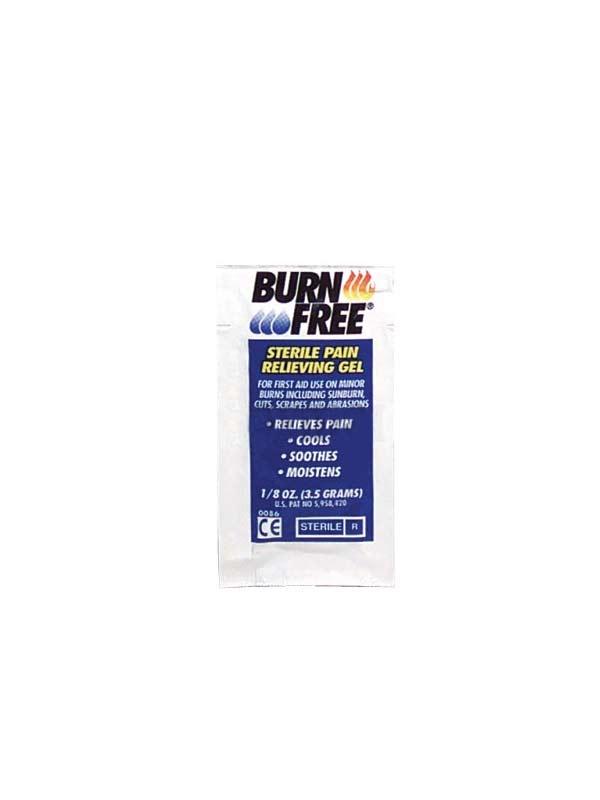 BURN FREE GEL ANTISCOTTATURA IN BUSTINA - 3,5 ML