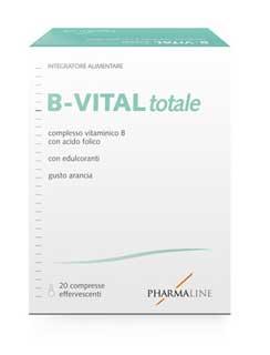 B-VITAL TOTALE GUSTO ARANCIA INTEGRATORE ALIMENTARE MULTIVITAMINICO - 20 COMPRESSE